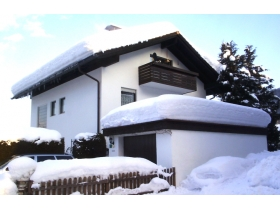 Haus Wallner im Winter