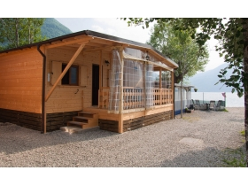 Chalet am Luganersee